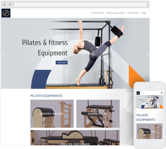 PILATES EQUIPMENTS