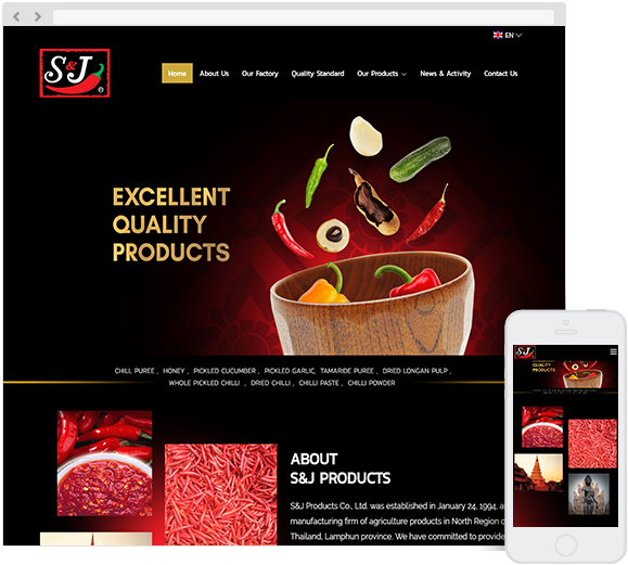 S&J PRODUCTS