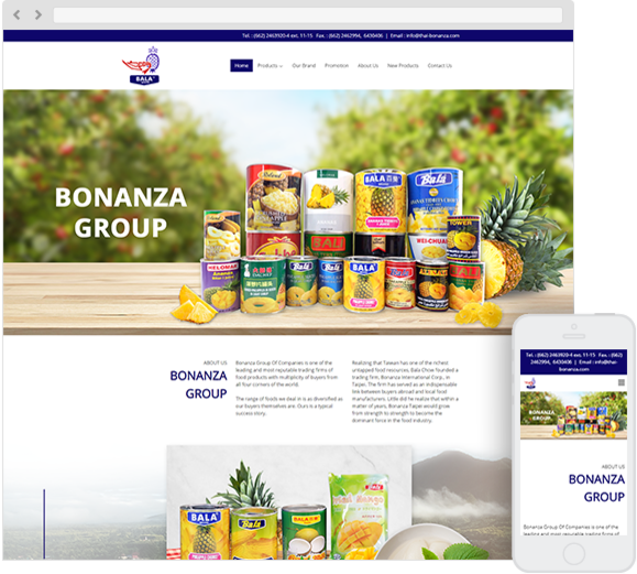 Thai Bonanza International Corp., Ltd.,