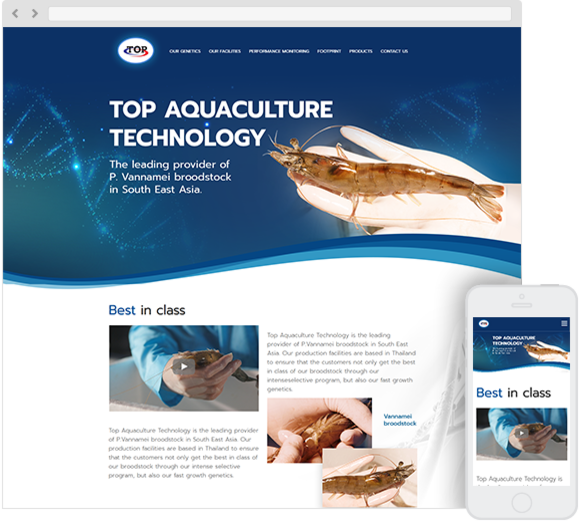 TOP AQUACULTURE
