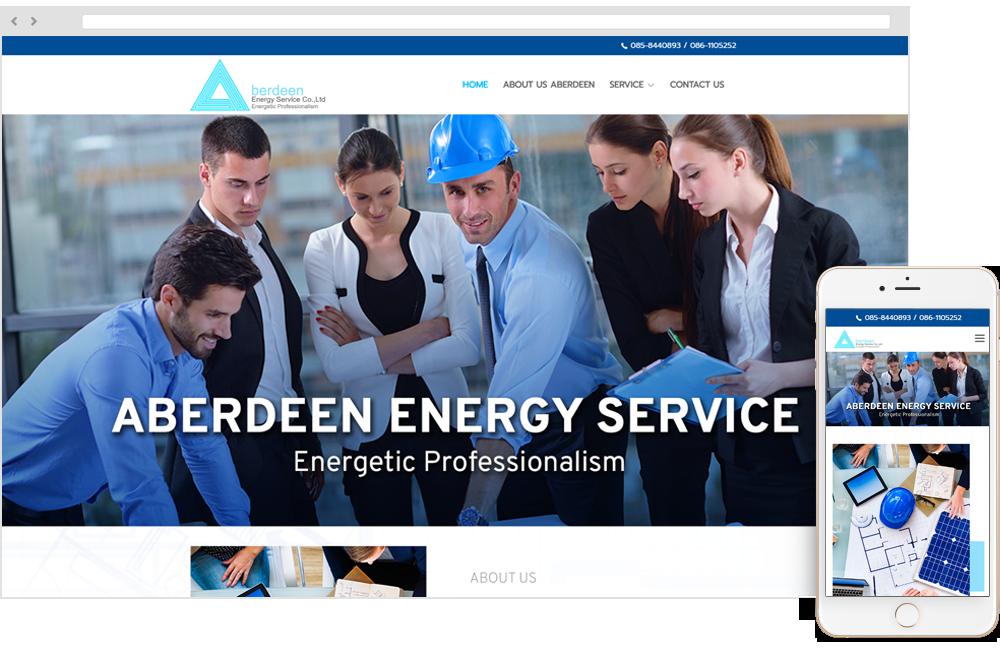 Aberdeen Energy Service Co.,Ltd.