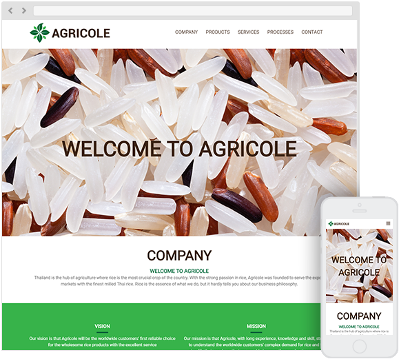 Agricole Corporation Limited