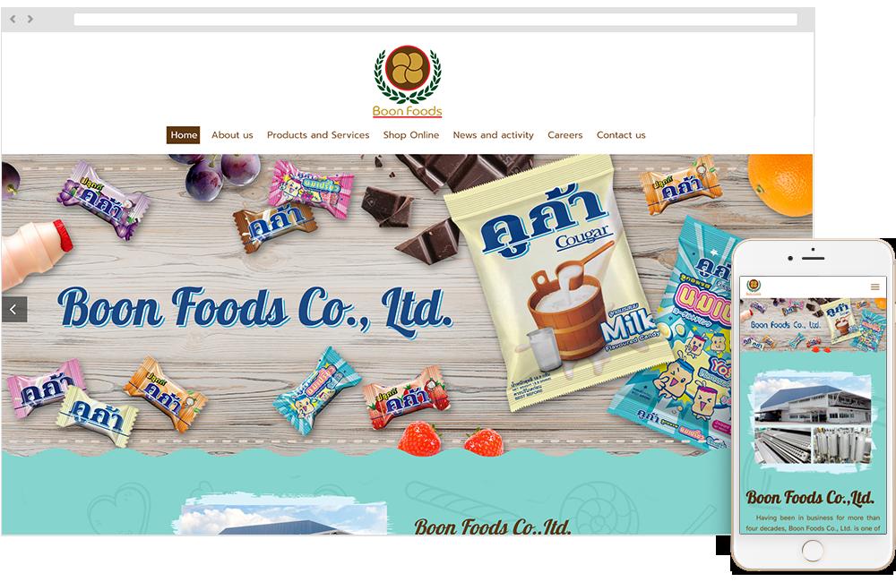 Boon Foods Co., Ltd.