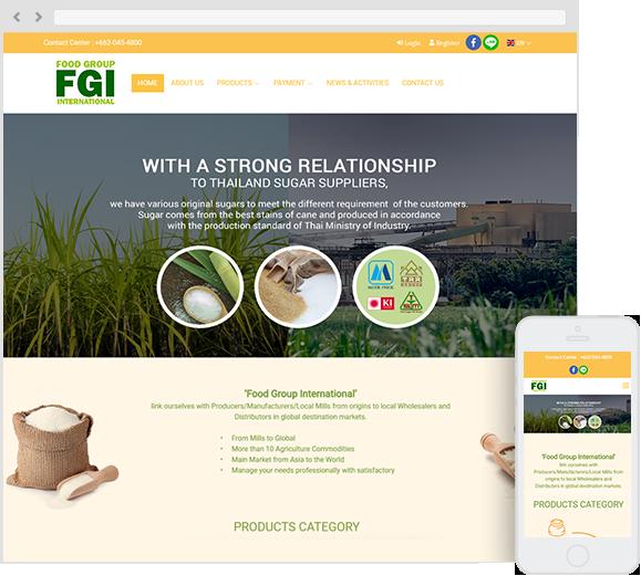 FOOD GROUP INTERNATIONAL CO., LTD.