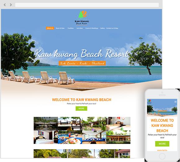 Kawkwang Beach Resort