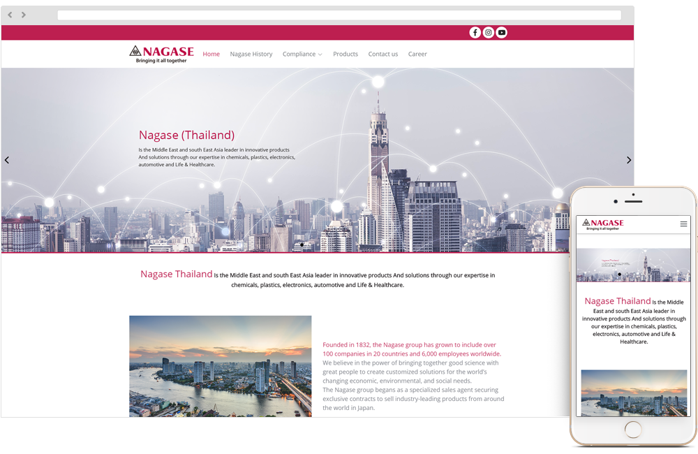 Nagase (Thailand) Co.,Ltd.