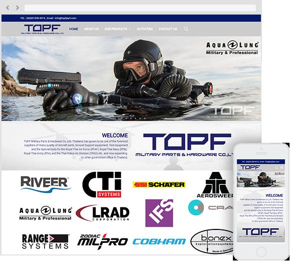 TOPF Military Parts & Hardware Co.,Ltd.